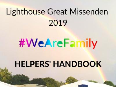 Helpers' Handbook 2019