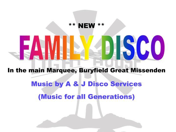 Lighthouse Family Disco