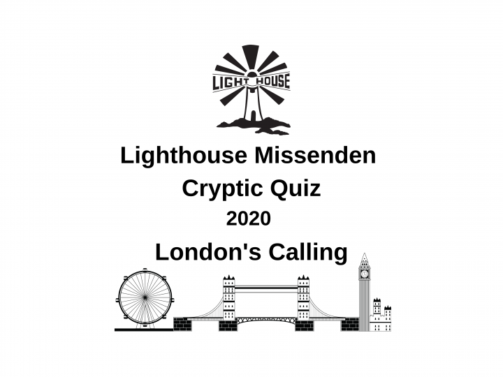 Cryptic Quiz